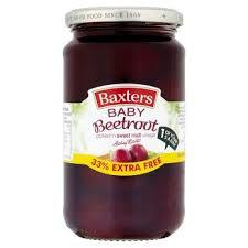 Baxters Baby Beetroot Pickle 567g