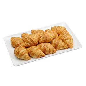 Mini Butter Croissant 10 pcs