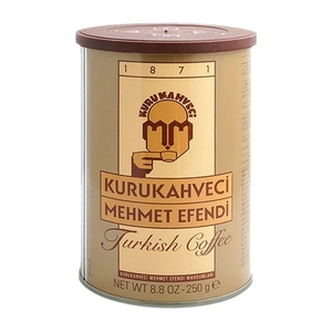 Mehmet Efendi Turkish Coffee 250g can