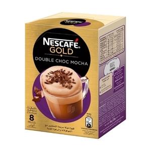 Nescafe Gold Double Choc Mocha 8 sachets