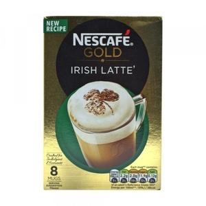 Nescafe Gold Irish Latte 8 sachets