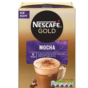 Nescafe Gold Mocha 8 sachets
