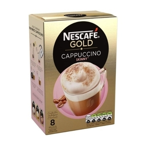 Nescafe Gold Skinny Cappuccino 8 sachets