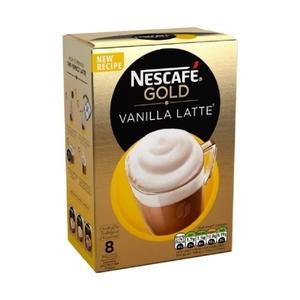 Nescafe Gold Vanilla Latte 8 sachets