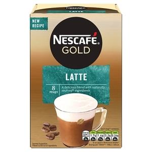 Nescafe Gold Latte Instant Coffee 156g