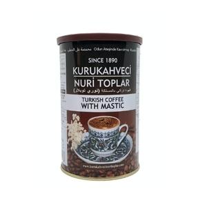 Nuri Toplar Turkish Coffee With Mastic 250g can
