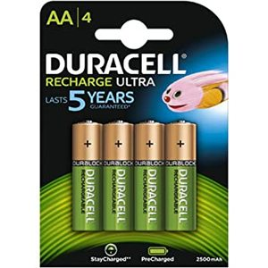 Duracell Recharge Aa2S Pome 1pc