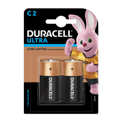 Duracell Ultrap C 2S 1pc