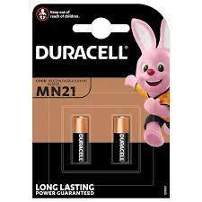 Duracell Mn21 Battery 2S 1pc