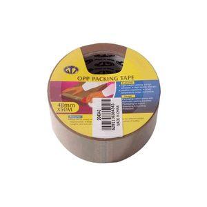 Gtt Opp Packing Tape Brown 48Mmx50M 1pc