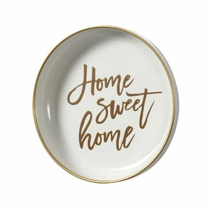 Sweet Home Dinner Plate 1pc