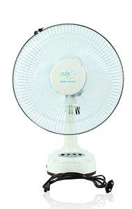 "Geepas 12"" Rechargeable Fan 1pc"