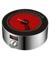 Impex Electric Single Hot Plate 1pc