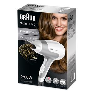 Braun Satin Wasy Drying 2500W 1pc