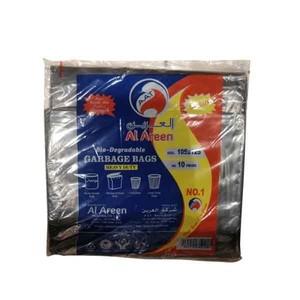 Al Areen Trash Bags 56x60cm - 10 Gallon