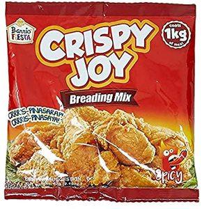 Barrio Crispy Joy Spicy 62g