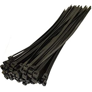 Cable Tie Black Big 250mm