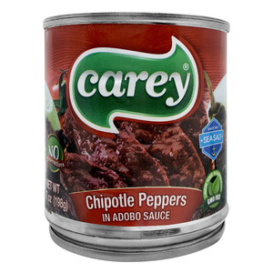 Carey Chipotle Peppers In Adobo Sauce 198g