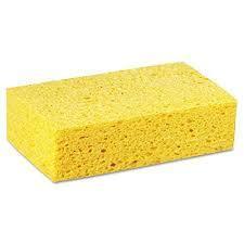 Cellulose Sponge 1pc