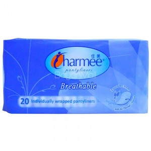 Charmee Breathable Lavender Pads 20pcs