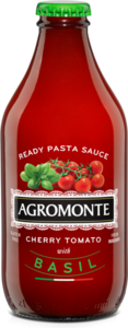 Agromonte Cherry Tomato Sauce With Chilli 33cl