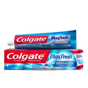 Colgate Max Fresh Cooling Toothpaste 100ml