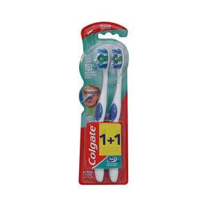 Colgate 360 Tooth Brush Medium 2pcs