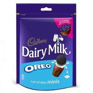 Dairy Milk Oreo Milk Chocolate Cream 116g