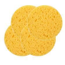 Facial Cleansing Sponges 1pc