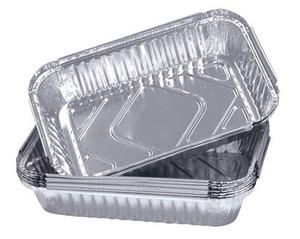 Foodpack Aluminium Container 8389 1pack