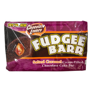 Fudgee Barr Salted Caramel Cake 380g