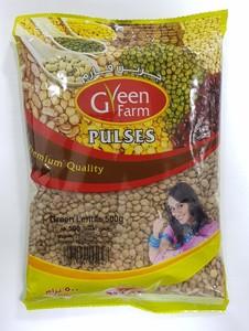 Green Farm Green Lentils 500g