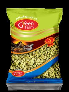 Green Farm Cardamom 25g