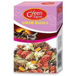 Green Farm Garam Masala Whole 100g