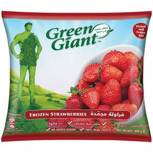 Green Giant Frozen Strawberry 400g