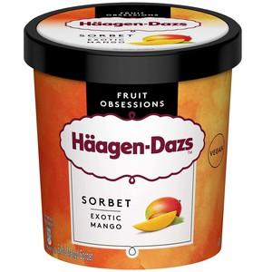 Haagen-Dazs Mango Sorbet 460ml