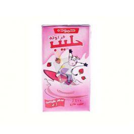 Hammoudeh Strawberry Milk 125ml