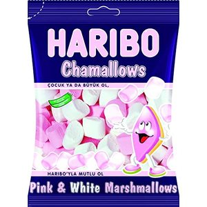 Haribo Chamallows Pink & White 25g