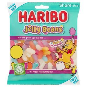 Haribo Jelly Beans Stripe 35g