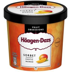 Haagen-Dazs Mango Sorbet 100ml