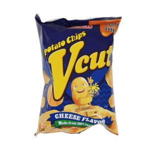 Jack N Jill Vcut Potato Chips Cheese 60g