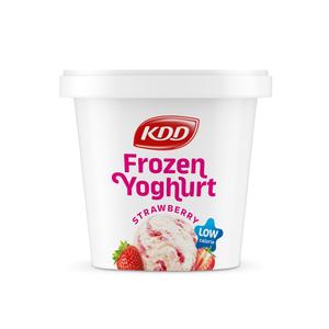 KDD Yoghurt Strawberry 500ml