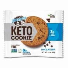 Keto Chocolate Chip 100g