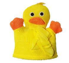 Kids Sponge Glove 1pc