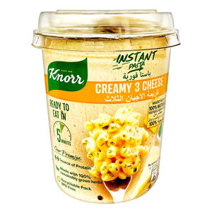 Knorr Creamy 3 Cheese Pot Pasta 67g