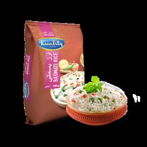 Kwality Basmati Rice 2kg