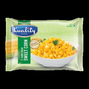 Kwality Farm Fresh Sweet Corn 400g