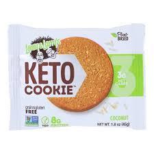Ll Keto Cookie Coconut 45g