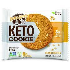 Ll Keto Cookie Peanut Butter 45g