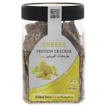 Mb Cheese Low Far Protein Low Fat Cracker 200g
